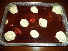 Greek Desserts, Greek Recipes, Easy Desserts, Dessert Recipes, Mini Cheesecakes, Sweet And Salty, Chocolate Desserts, No Bake Cake, Afternoon Tea