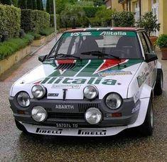 147 Fiat, Fiat 500, Sport Cars, Race Cars, Fiat Abarth, Car Magazine, Karting, Rally Car, Retro Cars