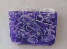Soap  Black Raspberry Vanilla  Handcrafted by TheScentedRetreat, $5.25