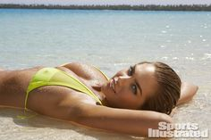 Kate Upton 2014 Swimsuit: Cook Islands