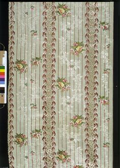 Dress fabric | V&A Search the Collections