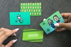 If you've been getting around the TTC with a black PRESTO card, or worse, with one of those first generation green cards (so passé), it's time for . Terry Crews, How To Know, Toronto, Colours, Technology, Let It Be, Cards, Tech, Tecnologia