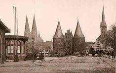 Lübeck - historische Fotos