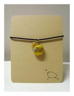 hairband, glassy / available at  http://www.etsy.com/hk-en/listing/173563571/yellow-glassy-hairband?ref=shop_home_active