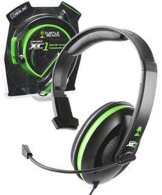 TURTLE BEACH EAR FORCE XC1 XBOX 360 HEADSET RRP £30