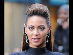 Quick, Easy Beyonce 'Single Ladies' Video Bouffant Hair Style Tutorial