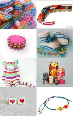 Gift Ideas for Kids by Beth on Etsy--Pinned with TreasuryPin.com