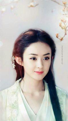 Triệu Lệ Dĩnh vai Sở Kiều Beautiful Chinese Women, Princess Agents, Zhao Li Ying, Chinese Actress, Historical Pictures, Celebs, Celebrities, Girl Cartoon, Chinese Art