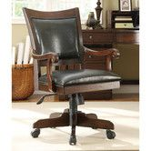 Found it at Wayfair - Riverside Furniture Castlewood Mid-Back Desk Chair with Arm