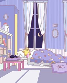 Sailor Moon Aesthetic, Aesthetic Anime, Dormir Gif, Chobits Anime, Saylor Moon, Disney Art Of Animation, Cute Pastel Wallpaper, Sailor Moon Wallpaper, Sailor Moon Character