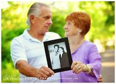 Image detail for -50th Wedding Anniversary Invitation, Golden Anniversary Photo Card