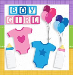 Royal Baby Shower Celebration Hop from Simply Brenna - free baby themed clip art download!