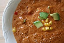 Healthy Blender Soup Recipes - Taco Soup - Butternut Squash Soup - Tomato Soup - Beet Soup  **If have vitamix can cook in blender too!