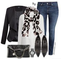 Plus Size Outfit - Plus Size Casual Outfit - Alexa Webb - alexawebb.com