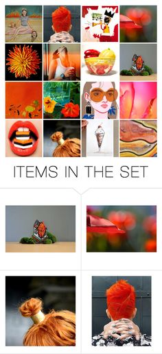 """Hot Summer"" by info-3buu ❤ liked on Polyvore featuring art, etsyfresh and Kitschatorium"