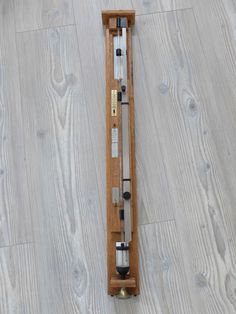 Antik Wetterstation Lambrecht Göttingen Barometer Hygrometer Barograph Museal   eBay