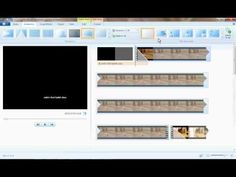 How to make video/photo slide shows using Windows Live Movie Maker - could be great for all those end-of-the-school year photos! #freevideomaker
