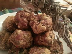 Ricotta and Sage Meatballs http://thefrontporchgourmet.wordpress.com/2014/04/03/the-breakup/