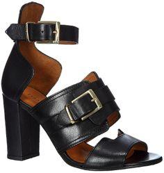 Tara Jarmon Sandals - 8766-s0230 - Black on shopstyle.co.uk