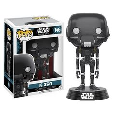 BLOG DOS BRINQUEDOS: Star Wars Rogue One K-2SO Pop! Vinyl