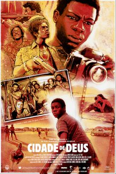 Paul Shipper City of God Movie Poster Release