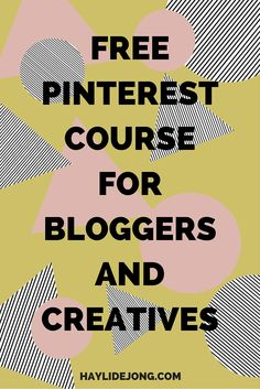 Want to learn how to make Pinterest into your number one traffic source? Get more repins? More followers? Look professional? This course is for you. Click through to sign up now.