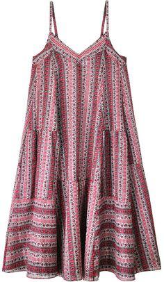 Michelle Kim Scarlet Theresa Dress