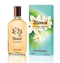 Monoï de Tahiti, Eau de Vahinés, Edt Yves Rocher
