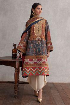 Beautiful Pakistani Dresses, Pakistani Dresses Casual, Pakistani Dress Design, Dress Indian Style, Indian Fashion Dresses, Indian Designer Outfits, Stylish Dress Designs, Designs For Dresses, Stylish Dresses