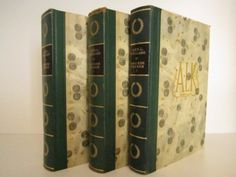 Alexander L. Kielland: Samlede verker Bind I-III. Bookends, Cover, Home Decor, Art, Kunst, Homemade Home Decor, Art Background, Decoration Home, Room Decor