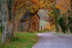 """""""Past the Kentucky Barn"""" by Kirstyshots"""