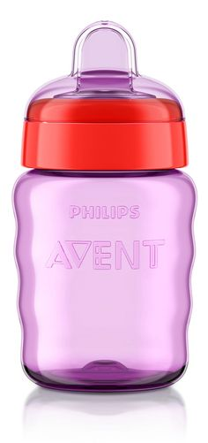 Philips Avent Easy Sip Spout Cup 9oz available online at http://www.babycity.co.uk/
