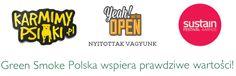 Green Smoke Polska – jako firma odpowiedzialna – docenia i wspiera prawdziwe wartości!