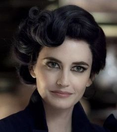 Makeup, Hair and Nail ideas for Miss Peregrine, portrayed by the stunning Eva Green at our DIY Miss Peregrine's Makeup, Hair and Nails. From the Costume Detective