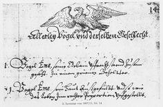 Inventory of the Kunstkammer of Rudolf II