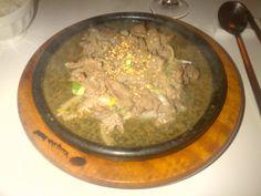 Bulghoghi Ssam Beef @ Restaurant Akaraka