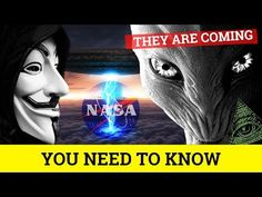 Anonymous: NASA Says World Should Prepare For Visitors - YouTube