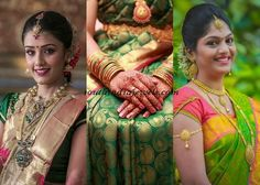 Tamil wedding jewellery inspirations - South India Jewels
