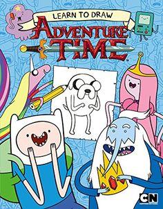 Learn to Draw Adventure Time by Cartoon Network http://www.amazon.ca/dp/0843182806/ref=cm_sw_r_pi_dp_5bPDvb13BJ9KA