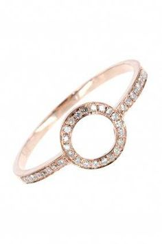 cab155d84c89 this adorable gold diamond ring flashes with the fire of cut I NEWONE-SHOP.