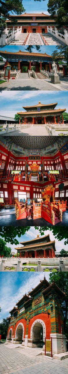 Confucius Temple in #Beijing #China
