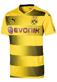 Puma BVB Heim Trikot 2017/18 gelb/schwarz