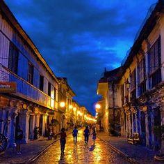 Vigan is Vigan City, Ilocos Sur Vigan Philippines, Philippines Cities, Ilocos, Military Diorama, City Aesthetic, City Photography, Future Travel, Old City, Pinoy