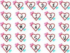 Heart Frame Together