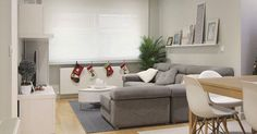 Find your favorite Minimalist living room photos here. Browse through images of inspiring Minimalist living room ideas to create your perfect home. Living Room Modern, Home Living Room, Apartment Living, Living Room Designs, Living Room Decor, Small Living, Dining Room, Hall Deco, Home Interior