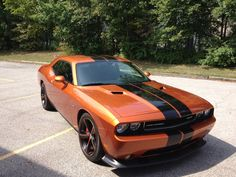 2011 Dodge Challenger SRT8 - $33,499
