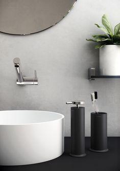 #Accesorios de encimera diseñados por #Nahtrang para #Cosmic Sink, Bathtub, Bathroom, Ideas, Home Decor, Bathroom Fixtures, Vanity Tops, Bathroom Furniture, Bathroom Sinks