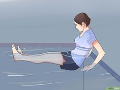 How to Use Water Exercises for Back Pain. Regular exercise can help treat back pain, though people who suffer from back pain should choose low-impact exercises that don't increase stress on the spinal vertebrae or other joints. Water is a. Back Stretches For Pain, Lower Back Exercises, Kundalini Yoga, Ashtanga Yoga, Pranayama, Senior Fitness, Yoga Fitness, Physical Fitness, Pool Workout