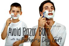 Avoiding Razor Burn: Skincare for Dad This Father