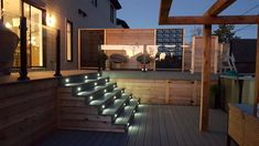 Magnifique projet tendance Oasis, Deck, Pergola, Outdoor Structures, Room, Furniture, Home Decor, Business, Bedroom